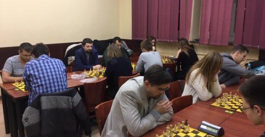Turniej szachowy CRONOSS 2018
